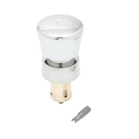 T&S Brass 238AB Metering Cartridge Blank Push Button
