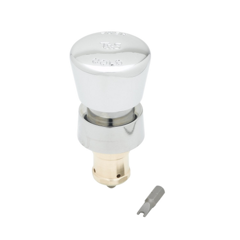 T&S Brass 238AC Metering Cartridge Cold Push Button