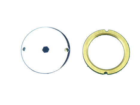Acorn 7000-068-001 Retainer Ring & Push Button Assembly