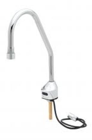 T&S Brass EC-3100-LF22-SB ChekPoint Sensor Faucet W/Surgical Bend Nozzle