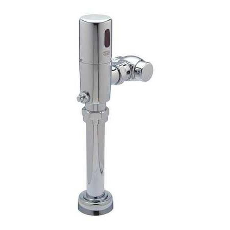Battery Powered /& Sensor Operated Delany PL1402-1.28-SC-T42 Exposed Pulsar Valve for Water Closet