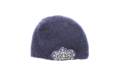 F20-509WH-BL Paris Hat Blue