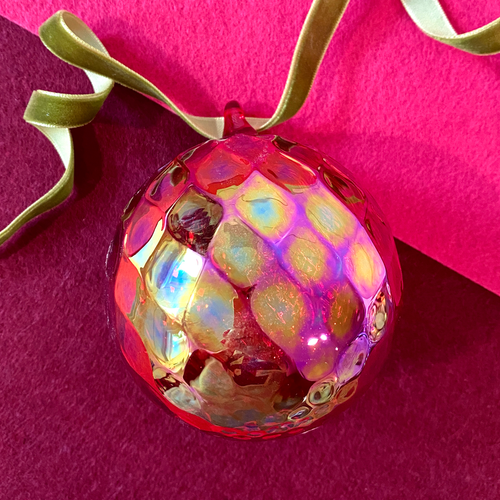 Classic Birthstone Ornaments