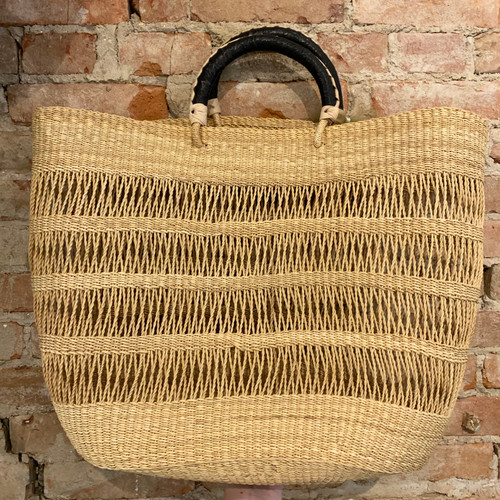 MIAMI BO1 Large Straw Totes