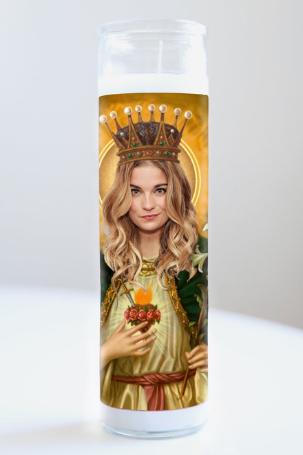 Alexis (Schitt's Creek) Celebrity Prayer Candle