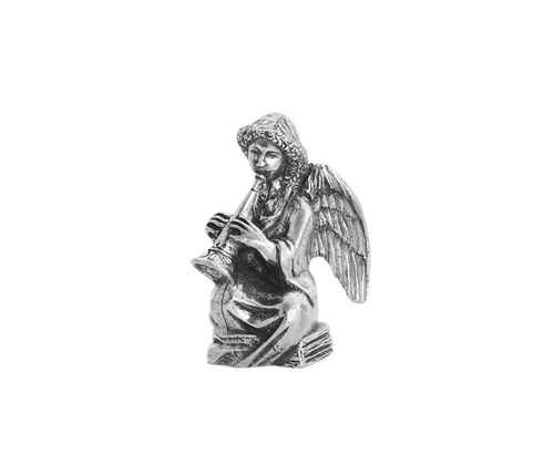 573 Angel with horn