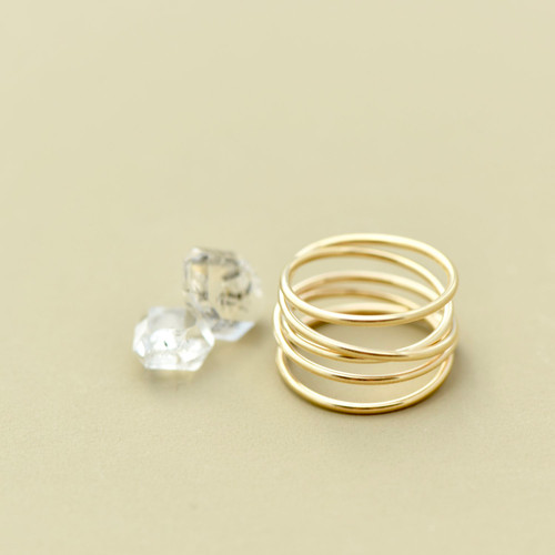 Wrap Ring- Gold Filled