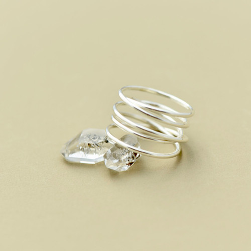Wrap Ring- Sterling Silver