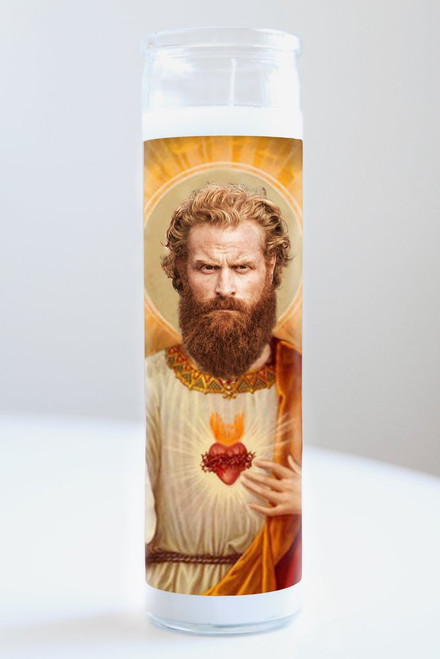 Tormund (Game of Thrones) Celebrity Prayer Candle