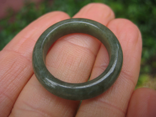 Front View Jade Ring First Picture