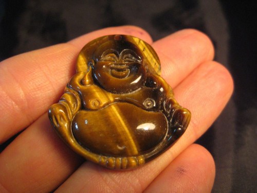 Photo 1 Happy Buddha Amulet