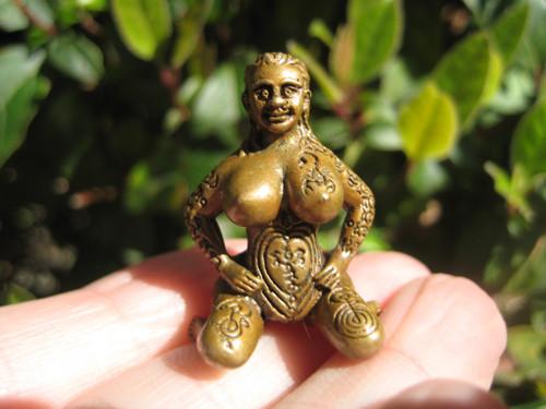Lady Amulet Image 1
