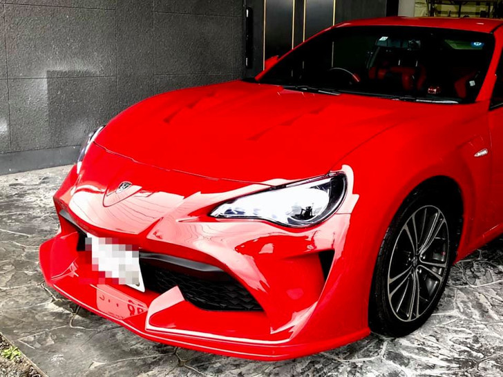 AE109-30 VeilSide All Models 2013-2020 Scion FR-S/ Subaru BR-Z/ Toyota 86 Front Face Kit