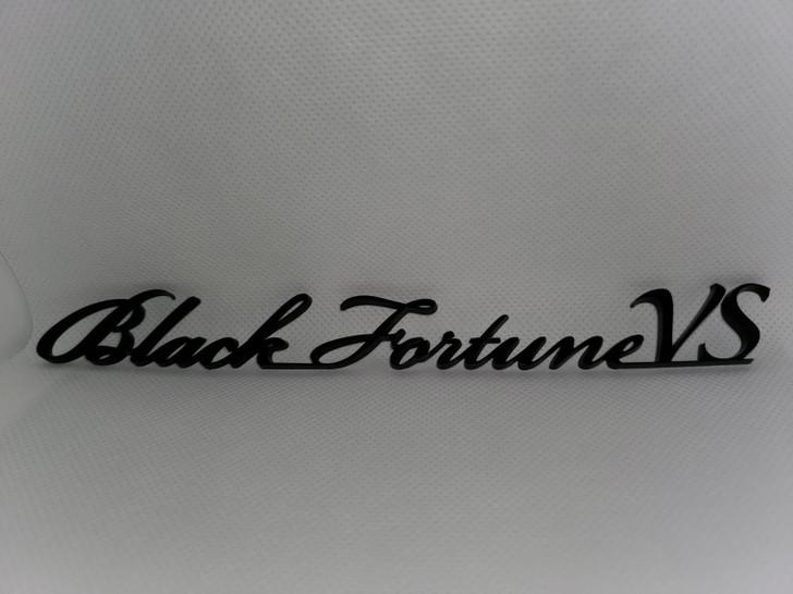 EP001-01 VeilSide Limited Edition Black Fortune Emblem