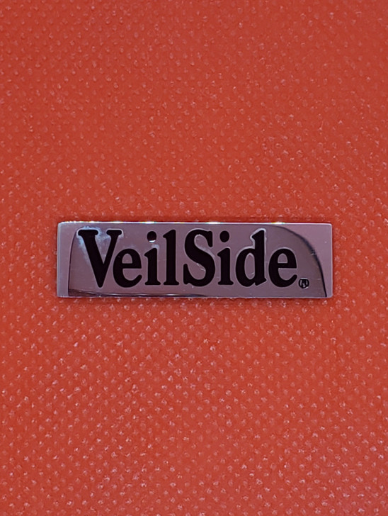 VeilSide Small Stainless Emblem