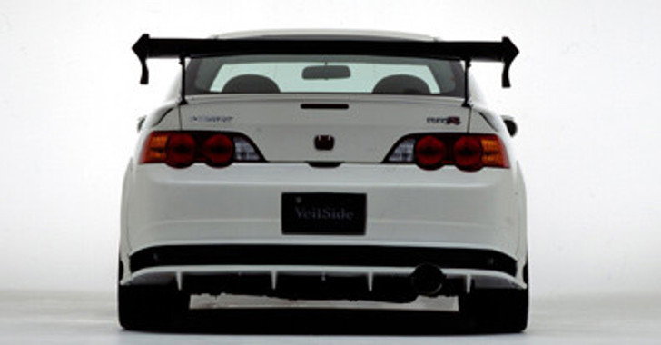 AE064-05 VeilSide 2002-2006 Acura RSX DC5 Racing Edition Carbon GT-Wing
