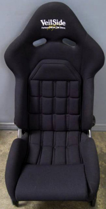 VeilSide VS D-1R FRP Reclining Seat ALL Black