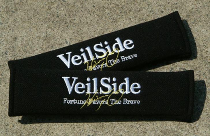 VeilSide VS D1-R Racing Shoulder Pads Black