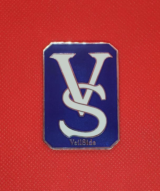 VeilSide VS Cloisonne Emblem Blue/ White
