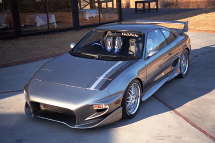 AE033-01 VeilSide 1991 1992 1993 1994 1995 1996 1997 1998 1999 Toyota MR2 SW20 C-I Front Bumper