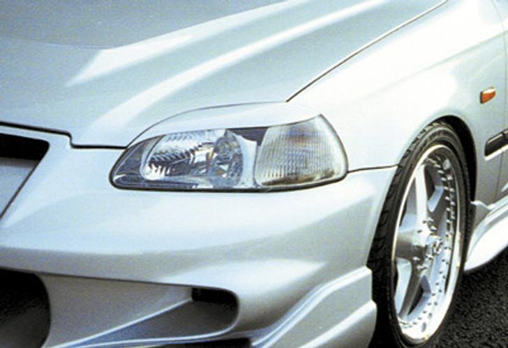 AE039-06 VeilSide 1996-1998 Honda Civic All Models EK4 EC-I Model Eye Lines