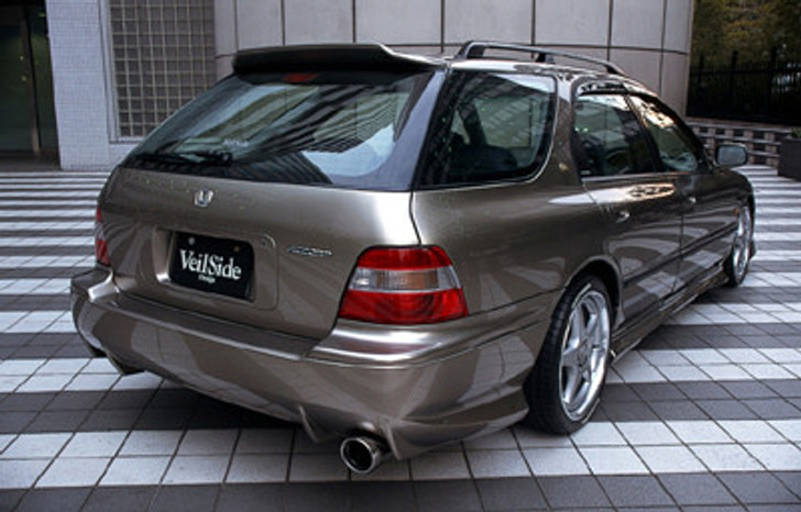 AE041-05 VeilSide 1996-1997 Honda Accord 4Cly. Wagon CE1 EC-1 Rear Skirt