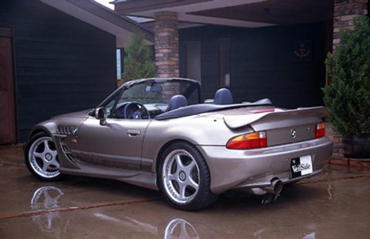 AE042-04 VeilSide 1996-1998 BMW Z3 Roadster E36/7 EC-I Model Rear Spoiler