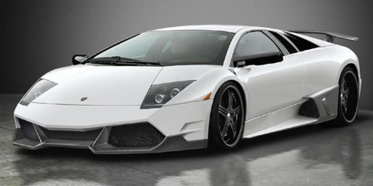 Premier4509 Lamborghini Murcielago Ver. II FRP Full Kit