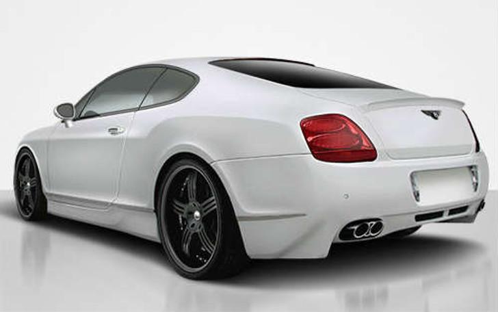 Premier4509 2003-2010 Bentley  Continental GT/ GTC Carbon Rear Bumper