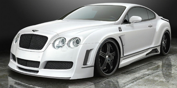 Premier4509 2003-2010 Bentley Continental GT Coupe Carbon Wide Body Complete Kit