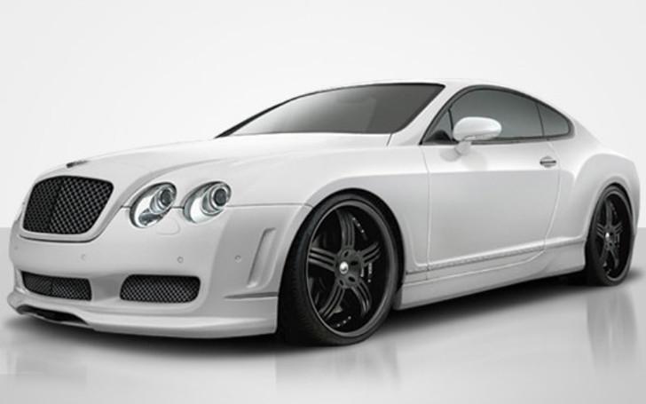 Premier4509 2003-2010 Bentley Continental GT Collection Carbon Complete Kit