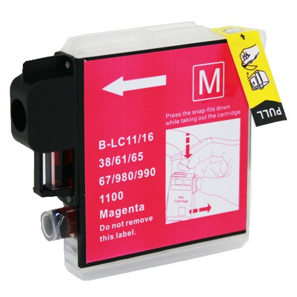 Premium Brother LC65M Compatible Magenta Inkjet Cartridge