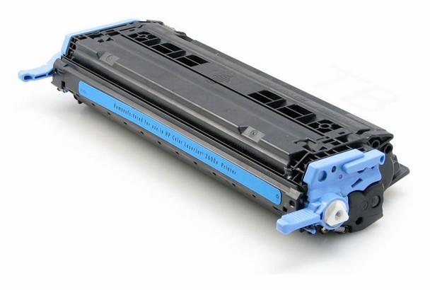 Premium HP Q6001A Compatible Cyan Toner Cartridge