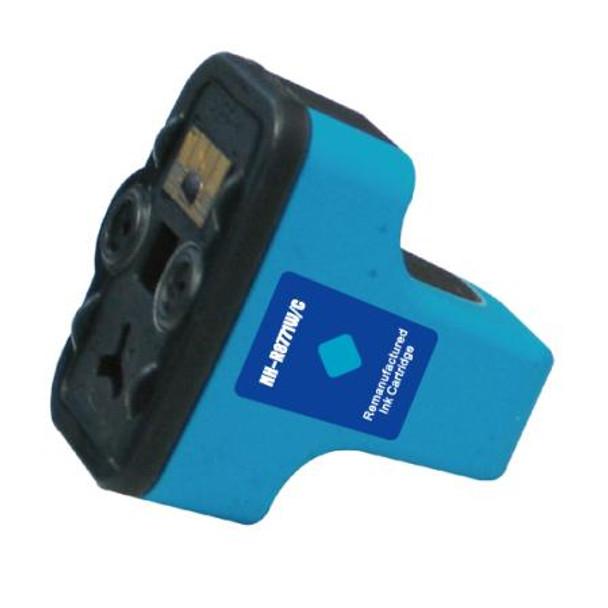 Premium HP C8771WN Compatible Cyan Ink Cartridge (HP 02)