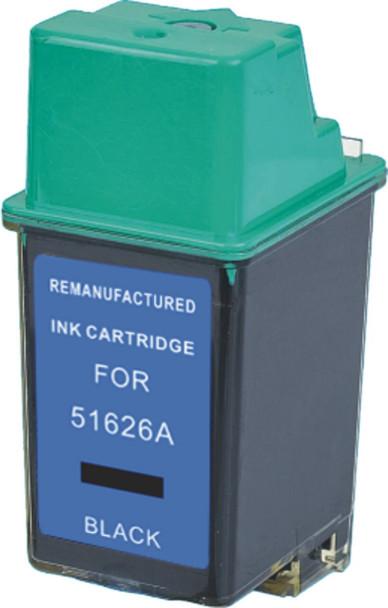 Premium HP 51626A Compatible Black Ink Cartridge