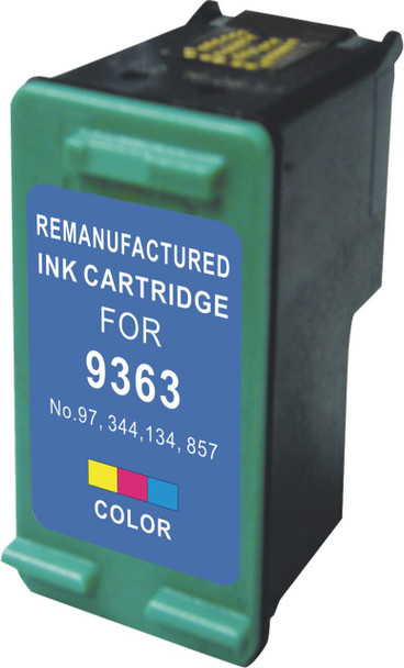 Premium HP C9363WN, HP 97 Compatible Color Ink Cartridge
