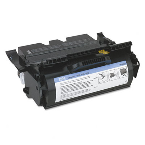 Premium IBM 75P4305 Compatible Black Toner Cartridge