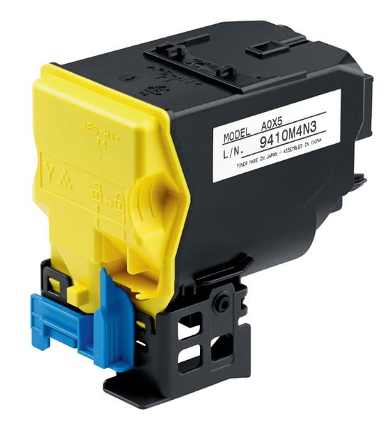 Premium Konica-Minolta A0X5250 Remanufactured Yellow Toner Cartridge