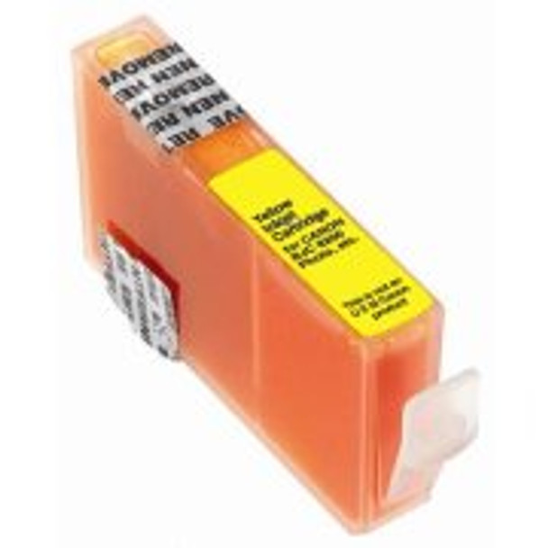 Premium Canon BCI-6Y Compatible Yellow Ink Cartridge