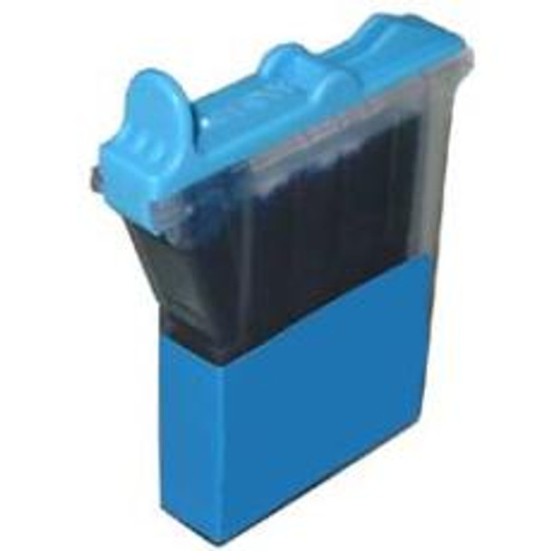 Premium Brother LC21C, LC-21C Compatible Cyan Inkjet Cartridge
