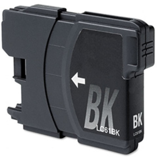 Premium Brother LC61BK Compatible Black Ink Cartridge