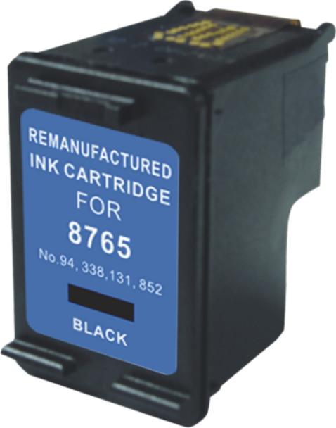 Premium HP C8765WN, HP 94 Compatible Black Ink Cartridge