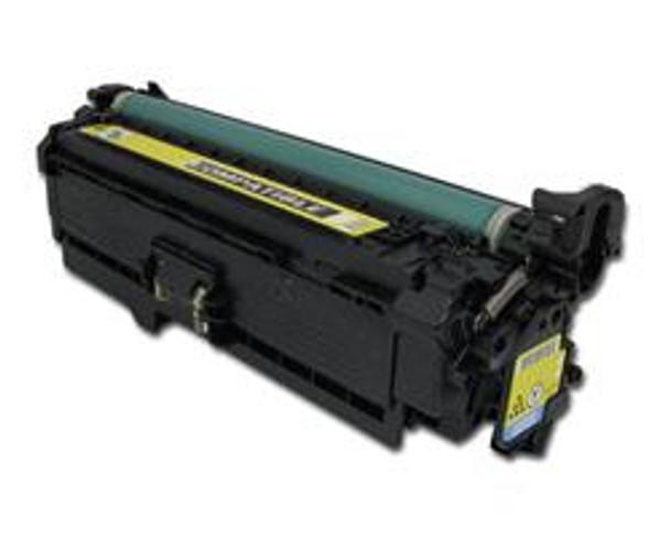 Premium Hewlett Packard CE252A Compatible Cyan Laser Toner Cartridge