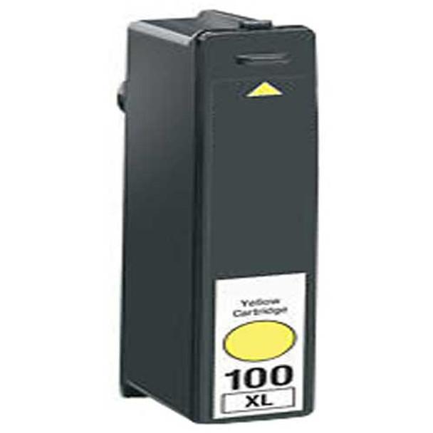 Premium Lexmark 100XL Compatible Yellow Ink Cartridge
