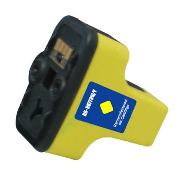 Premium HP C8773WN Compatible Yellow Ink Cartridge (HP 02)