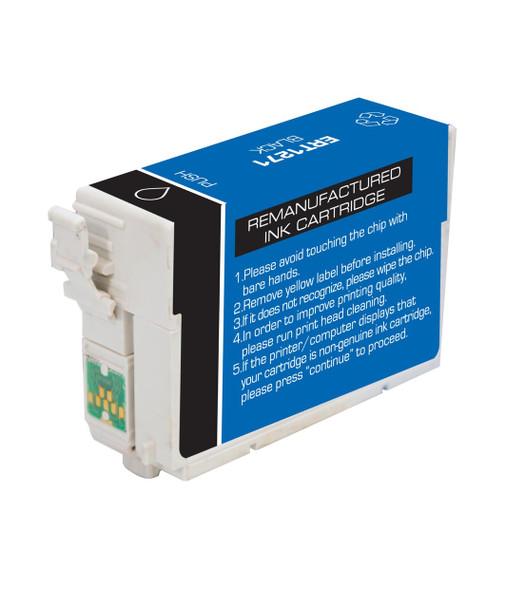 Premium Epson T127120 Compatible Black Ink Cartridge (T1271)