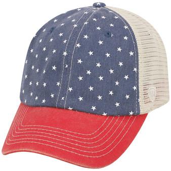 Stars Patriotic Hat