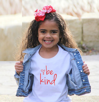 Be Kind Youth Graphic Tee