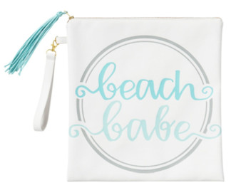 Beach Babe Travel Bag