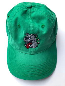 Bulldog Embroidered Trucker Hat